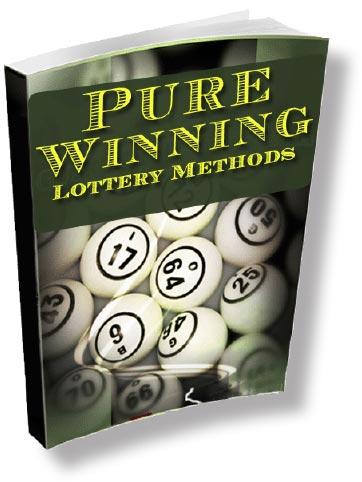 Pure Winning Lottery Methods